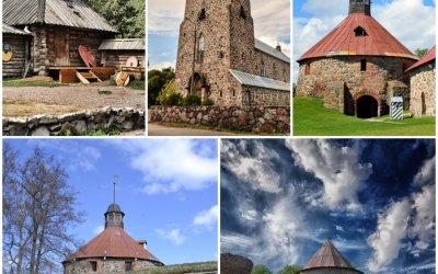 Абонемент: Крепости Северо-Запада