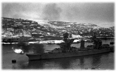 Балтийский флот в годы Великой Отечественной войны