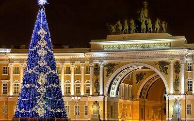 Автобусная экскурсия Секреты петербургских елок со Снегурочкой