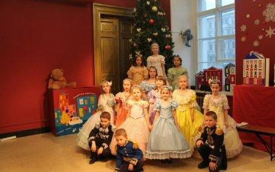 Бал в музее Варежки (на Новый Год, День рождение, выпускной для мальчиков и девочек)
