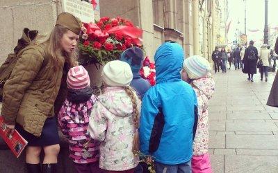 Бесплатные экскурсии по Невскому проспекту с Ольгой Евтуховой