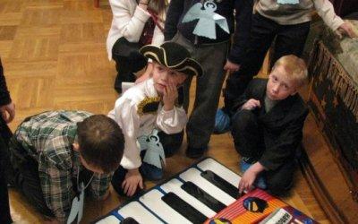 День рождения в музее Нарвской заставы