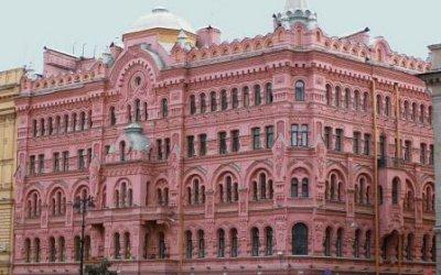 Доходные дома Петербурга с посещением музей-квартиры Елизаровых