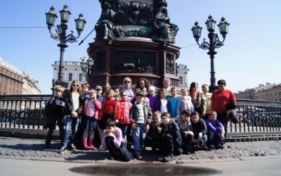 Экскурсии по городу (возможны с поиском клада)