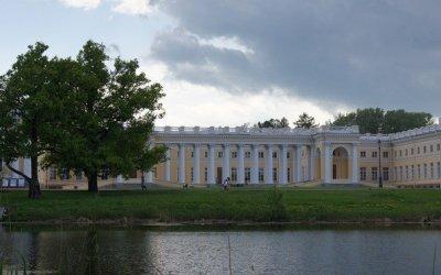 Экскурсия - поиск клада в Александровском парке Царского села (квест)