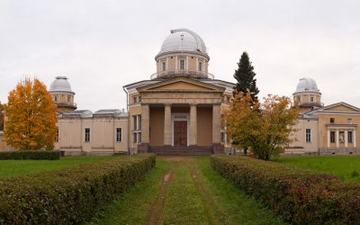 Экскурсия с посещением Пулковской обсерватории