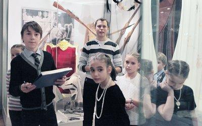 Экскурсия в Александринский театр