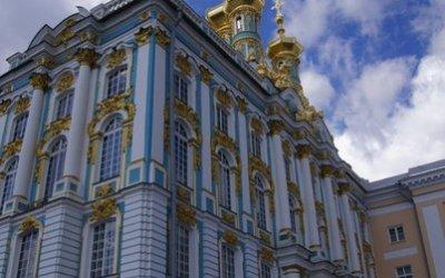 Экскурсия в Екатерининский дворец. Возможна игровая программа для детей или посещение домовой церкви
