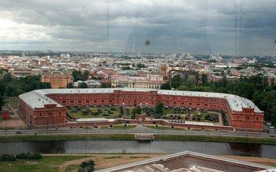 Экскурсия в музей артиллерии, инженерных войск и войск связи