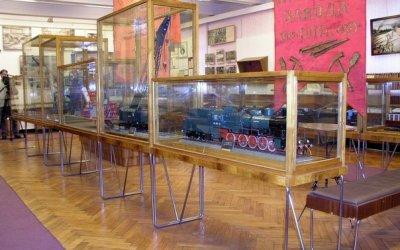 Экскурсия в музей истории техники ОАО