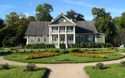 Экскурсия в Пушкинские Горы