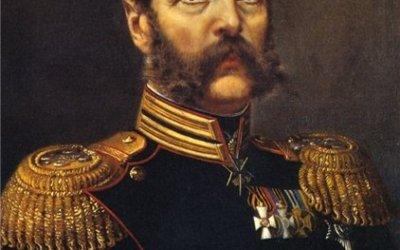 Император - освободитель Александр II
