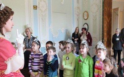 Интерактивная экскурсия в Гатчинском дворце