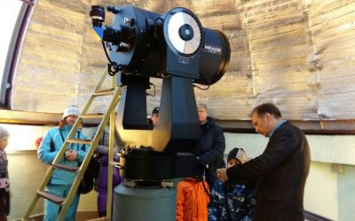 Интерактивная экскурсия в народную обсерваторию
