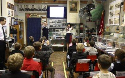 Интерактивно-образовательные программы в музее гражданской авиации