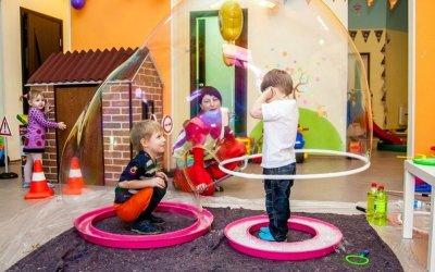Интерактивные программы в садике или на наших площадках