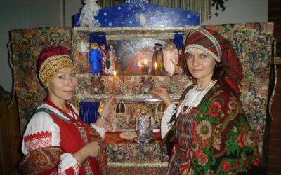 К нам пришло, прикатило Рождество Христово (Приютино)