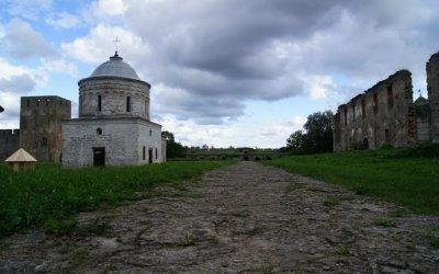 Крепости Северо-Запада. Копорье, Ямбург, Ивангород.