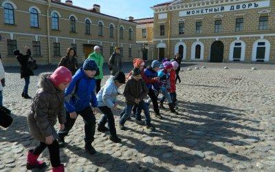 Квест в Петропавловской крепости