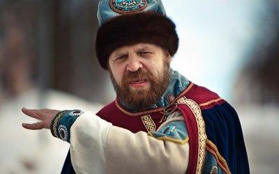Масленица в Новгороде с посадником Сбыславом