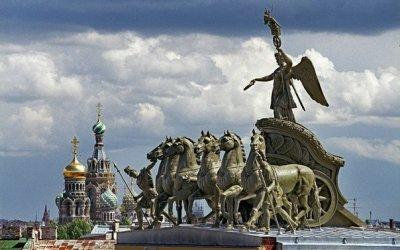 Мифы на улицах Петербурга