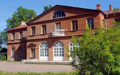 Музей - усадьба Приютино. Литературно-музыкальный салон