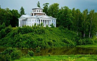 Музей-усадьба В. В. Набокова в с. Рождествено