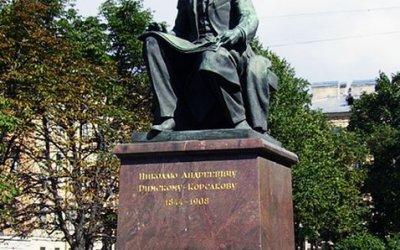 Музыкальный Петербург ( с посещением музей-квартиры Н. А. Римского-Корсакова)