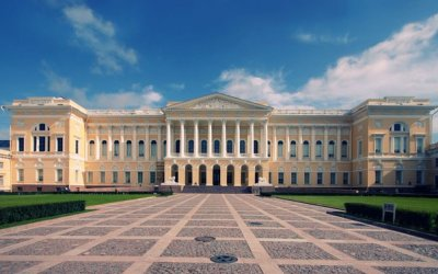 Национальные музеи (с посещением Русского музея)