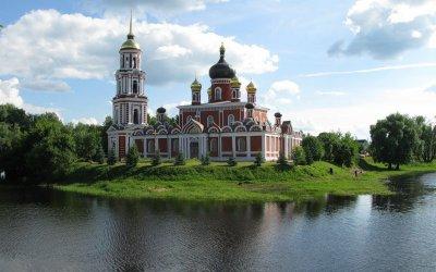 Новгород - Старая Русса 2 дня