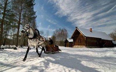 «Новогоднее волшебство» (Музей оптики)