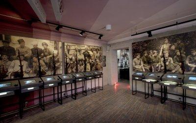 Новогодние программы в музее политической истории