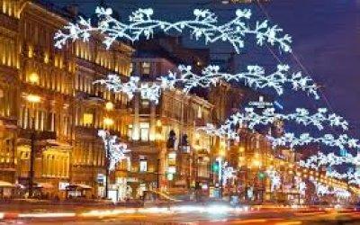 Новогодний Петербург или Рождественская сказка (3 дня/2 ночи)