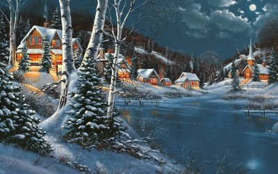 Новогодняя поездка в Новгород