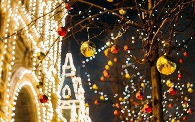 Новогодняя экскурсия по Петербургу + по желанию встреча с Дедом Морозом.
