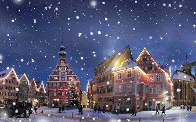 Новый год на верфи исторического судостроения «Полтава»!