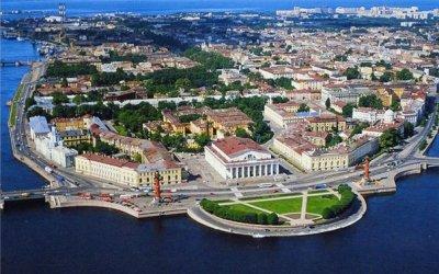 Пешеходные экскурсии по Петербургу, для изучающих английский язык