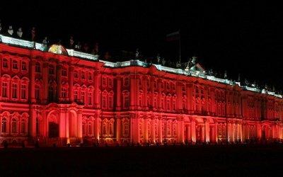 Петербург - город трех революций
