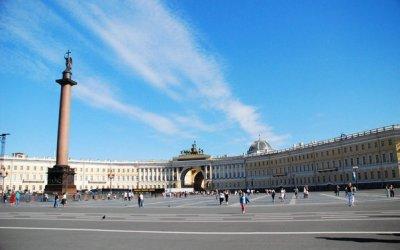 Петербург на английском языке