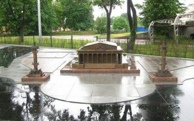 Петербург в миниатюре (Александровский сад)