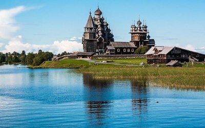 Петрозаводск - Кижи