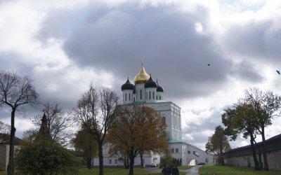 Псков. Кремль. Софийский собор