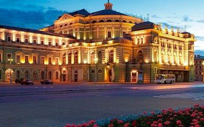 Театральный Петербург (с возможным посещением музея театрального и музыкального искусства)