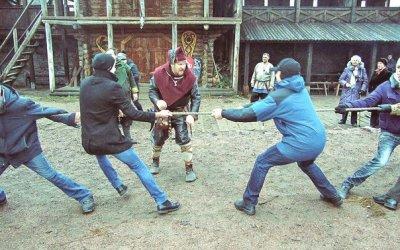 В гостях у викингов
