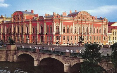 Великокняжеские дворцы Петербурга