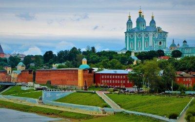 Внимание!Внимание!4 дневный тур Великие Луки - Смоленск - Вязьма - Ржев- Торжок