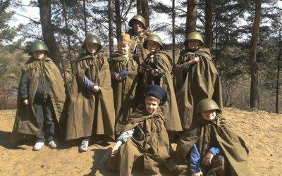 Военно-патриотическая экскурсия-игра