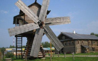 Выпускной в деревне Верхние Мандроги