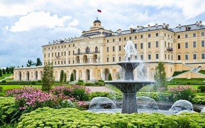 Выпускной в Константиновском дворце