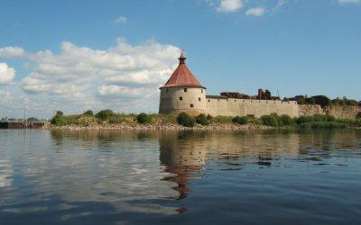 Выпускной в крепости Орешек